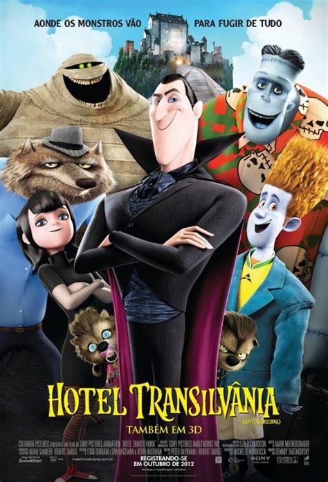 film kartun horor lucu fairus salim hotel transylvania