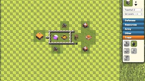 best layout for video best th2 base design layout clash of clans youtube
