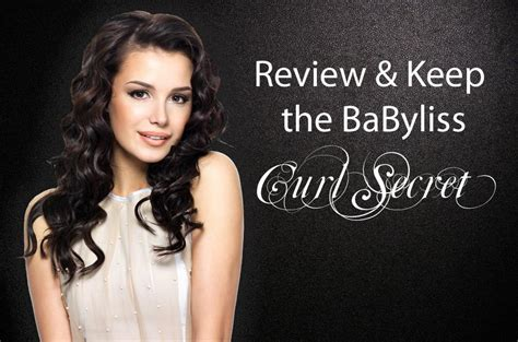 Babyliss Pro Curl Hair Styler by Babyliss Curl Pas Cher