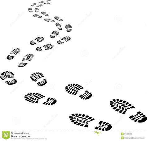 footprints clipart footprints cliparts
