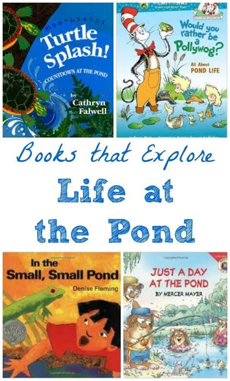 pond books 1000 images about prek on recycled materials
