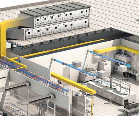 Safe Room Ventilation System by Air Management In Sensitive Areas Trox Supplies Safe