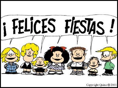 imagenes con frases de navidad y felices fiestas mafalda felices fiestas nistido com