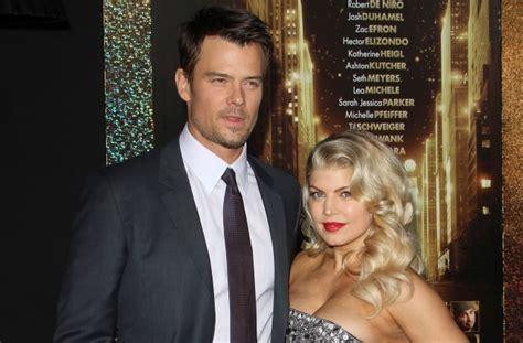 Are Fergie Josh Duhamel Engaged by Josh Duhamel Surprised Fergie Married Him The Blemish