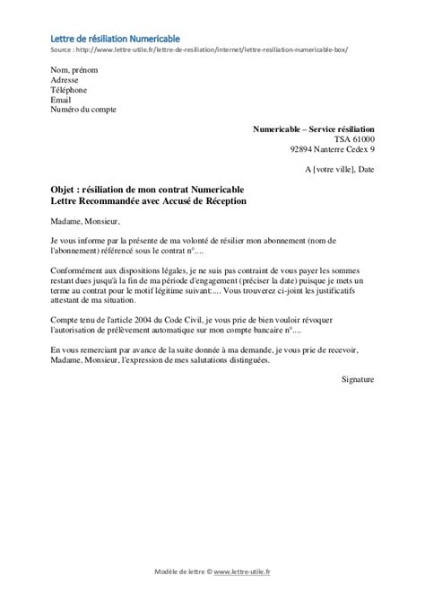 Lettre De Contestation Assurance Mobile Lettre Resiliation Gratuite Lettre De Motivation 2017