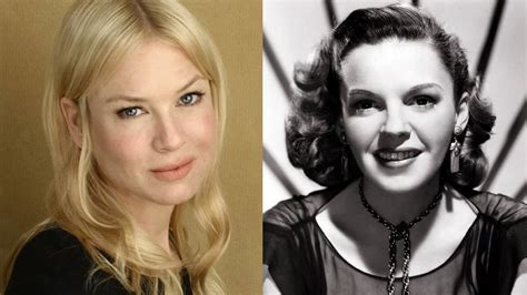 renee zellweger judy garland singing renee zellweger to portray judy garland in new biopic
