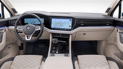 volkswagen touareg interior 2018 vw touareg interior future cars release date