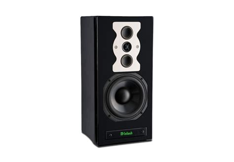 mcintosh xr50 3 way bookshelf speaker