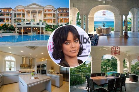 see rihanna s 22 million barbados home photos