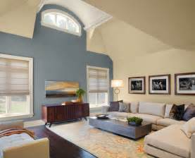 paint color ideas for living room with gray and wall
