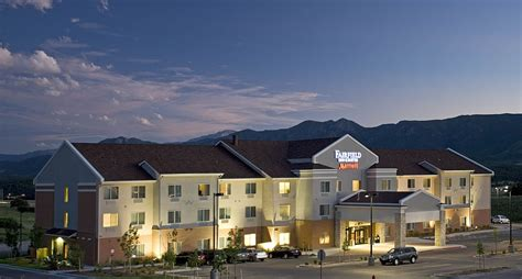 comfort inn and suites colorado springs fairfield inn suites colorado springs usafa hotel