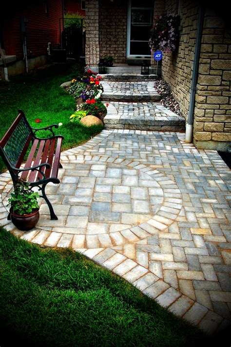 front yard walkway ideas 17 best ideas about front walkway on front