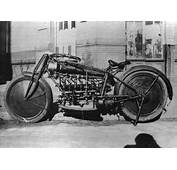1921 6 Cylinder Motorcycle  Way2speed