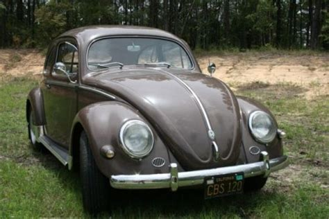 Iplayaz Vw Beetle Car Rocks Along With Your Tunes by Buy Used 1956 Vw Beetle California Rust Free