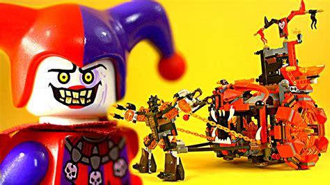 Lego 70316 Jestro S Evil Mobile Sparkks Buildable Figure lego nexo knights 70316 jestro s evil mobile