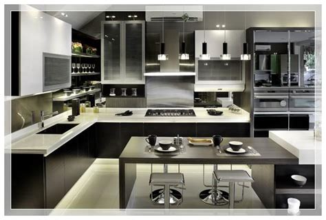 design dapur rumah minimalis modern denah rumah minimalis keren design dapur modern
