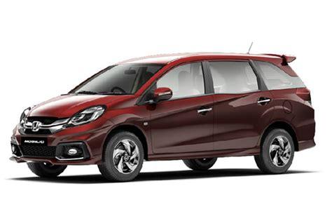 Headl Honda Mobilio Rs Kiri honda mobilio rs o v o launched autocar india