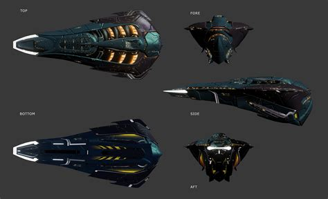 Online 3d Room Design designing the tzenkethi starships star trek online