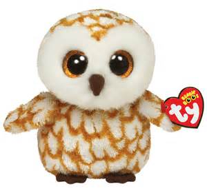 browse toys ty beanie boo swoops brown owl planet fun
