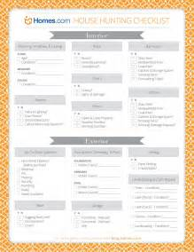 House Checklist Home Buying Checklist On Home Buying Tips
