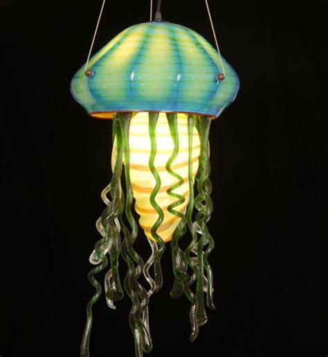 21 intriguingly captivating jellyfish pendant light ideas