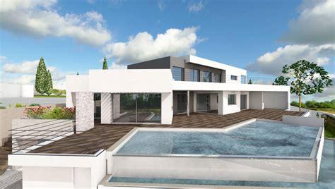 terrazze moderne 10 esempi di moderne dal tetto piano