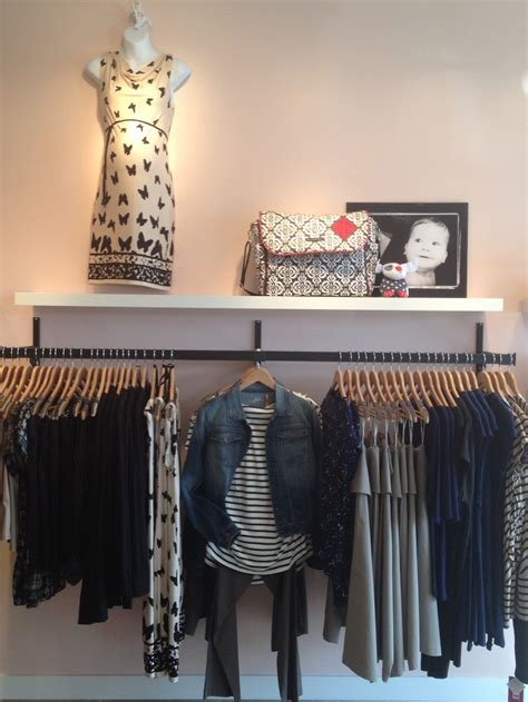 stores with maternity sections visual merchandising for bellies by flourish design