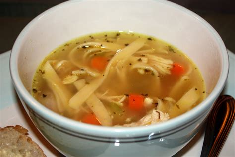 what s for dinner chicken noodle soup