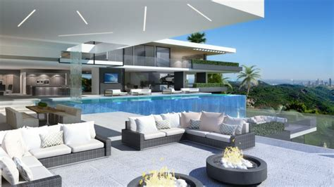 home design plaza ta two modern mansions on sunset plaza drive in la architecture design