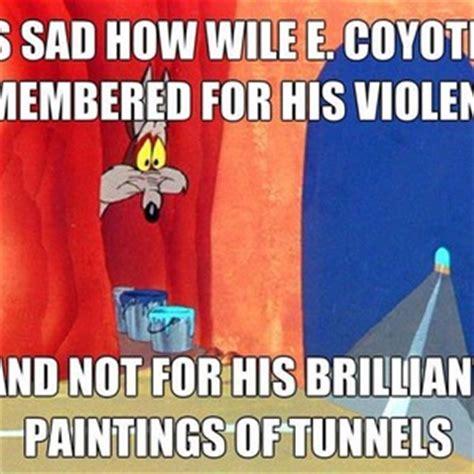 Wile E Coyote Meme - meme center quincy07 profile