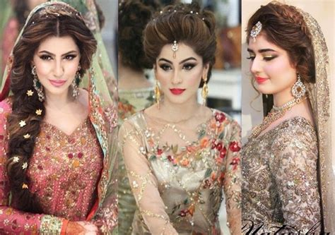 Asian Wedding Hairstyles 2015 by Bridal Hairstyles For Stylish 2017