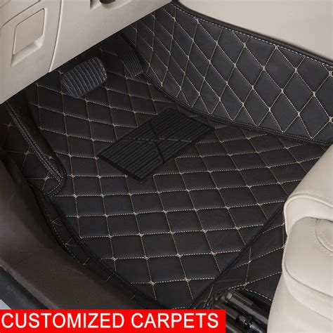st rubber custom custom car floor mats for ford focus edge escape kuga