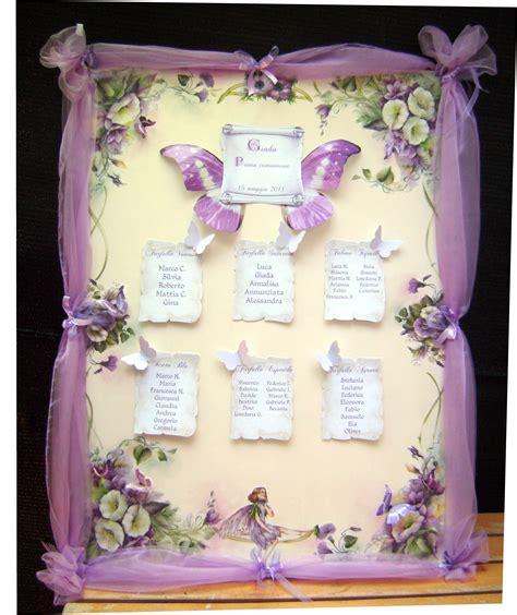 fiori e fantasia canzone tableaux battesimo tableau matrimonio tableau de mariage