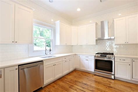kitchen design pictures off white cabinets off white cabinets white subway tile large kitchen design