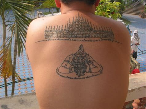 monk tattoos 22 best buddhist monk on back