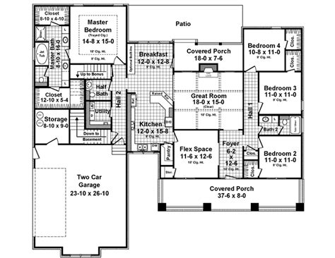 stonewood homes floor plans stonewood hill country home plan 077d 0272 house plans