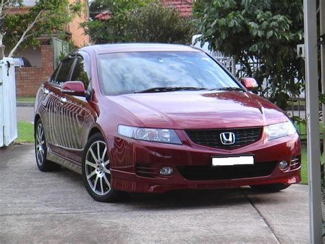 Acura Tsx Modification by Snypz 2004 Acura Tsx Specs Photos Modification Info At