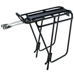 topeak tourist dx rear bicycle bike pannier rack