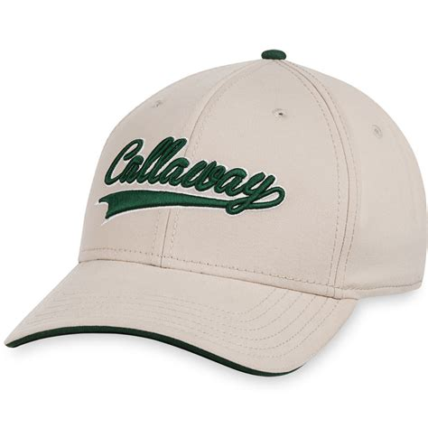 callaway golf 2017 mens throwback adjustable cap baseball