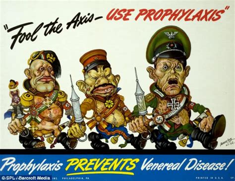 born losers hitler vintage collection of health adverts warning against the