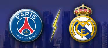 Calendrier Matchs Psg Match Psg Real Madrid 2015