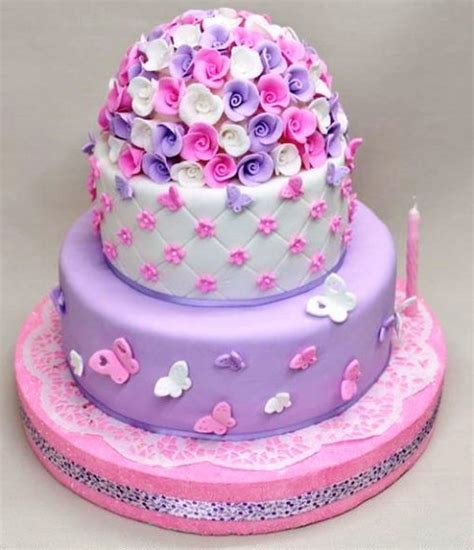 Kue Ultah 15 contoh kue ulang tahun pertama buat anak
