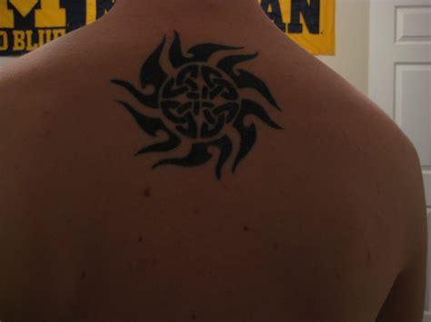 celtic sun tattoo s celtic sun picture