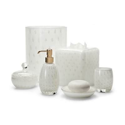 Frontgate Bathroom Accessories Labrazel Contessa White Bath Accessories Frontgate
