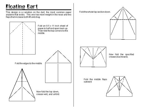 How To Make A Paper Airplane Called The Eagle - paper plane creating paper plane creating