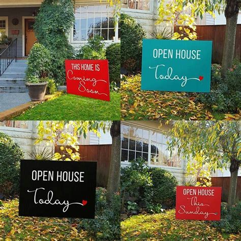 open house signs real estate best 25 realtor signs ideas on pinterest open house
