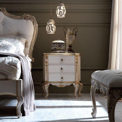 rococo bedroom furniture uk ornate italian rococo bedside cabinet juliettes interiors