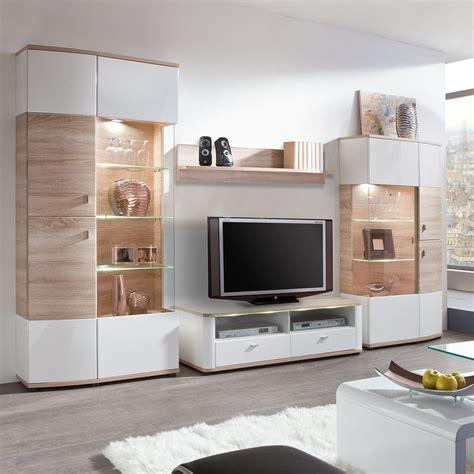 Ikea Schrankwand Weiß by Schrankwand Gnstig Kaufen Wohnzimmer Wohnwand Billig Weia