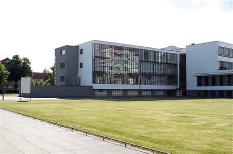 ufficio di collocamento erba bauhaus dessau fotografia editoriale immagine di walter