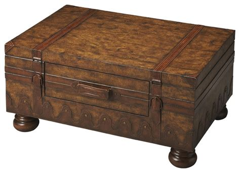 Rustic Trunk Coffee Table Trunk Table Rustic Coffee Tables By Butler Specialty Company